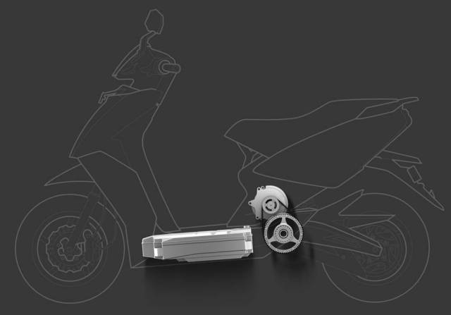 Ather 450 is designed for city