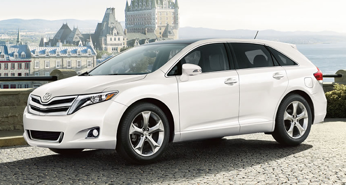Best Cars For Baby Boomers - Toyota Venza