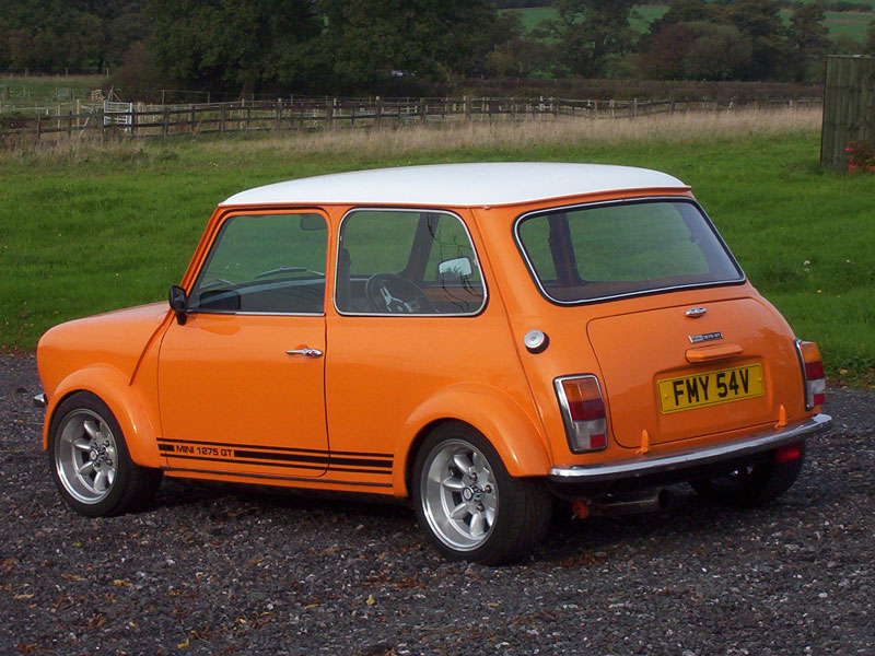 Leyland Mini