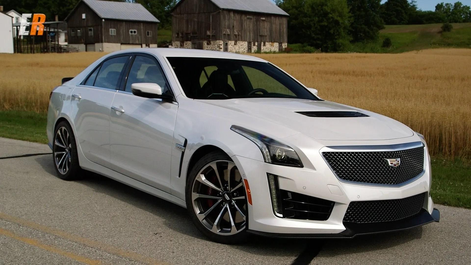 Cadillac CTS-V 2016 Exterior