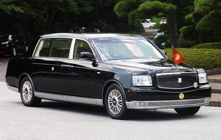 Japan-Emperor-Toyota-Century-Royal