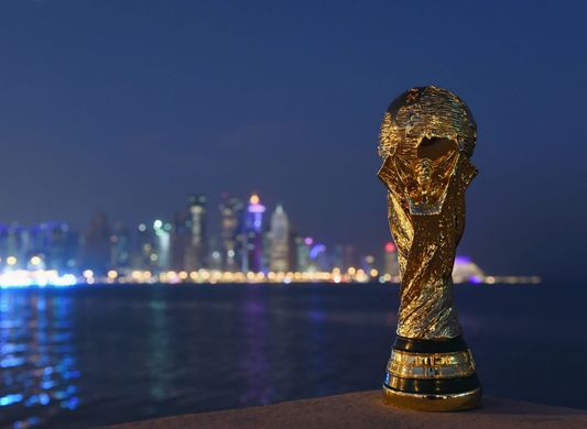 trophée coupe du monde