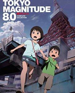 genre slice of life - affiche Tokyo Magnitude 8.0