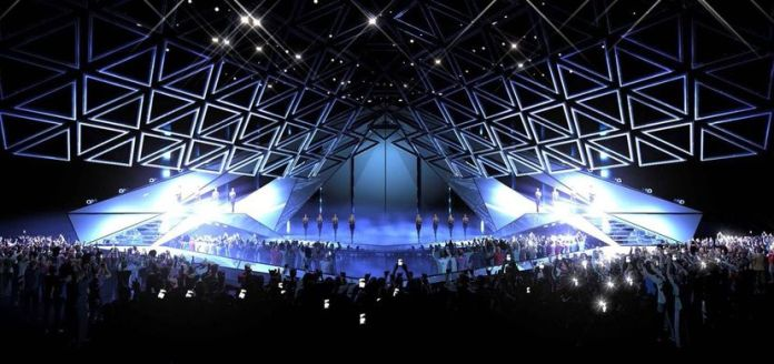 Stage eurovision 2019