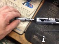 (15) remove bolt