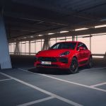 Macan GTS Frontal