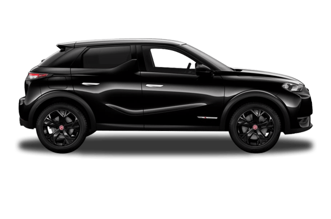 DS3 Crossback lateral