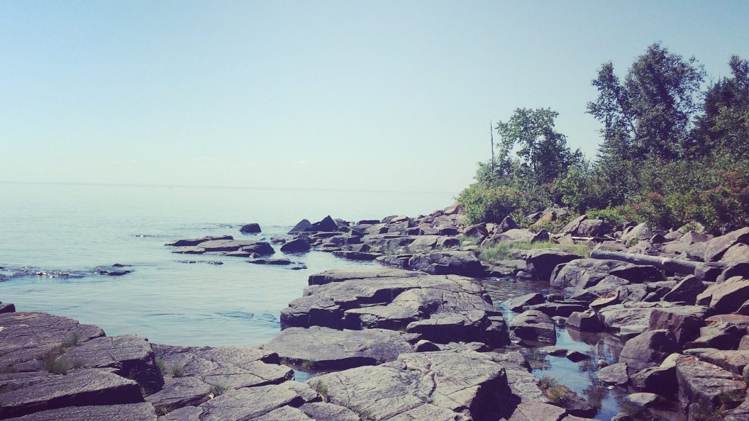 Lake Superior Northern Shore