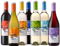 [review] Flip Flop Wines Pinot Grigio and Riesling