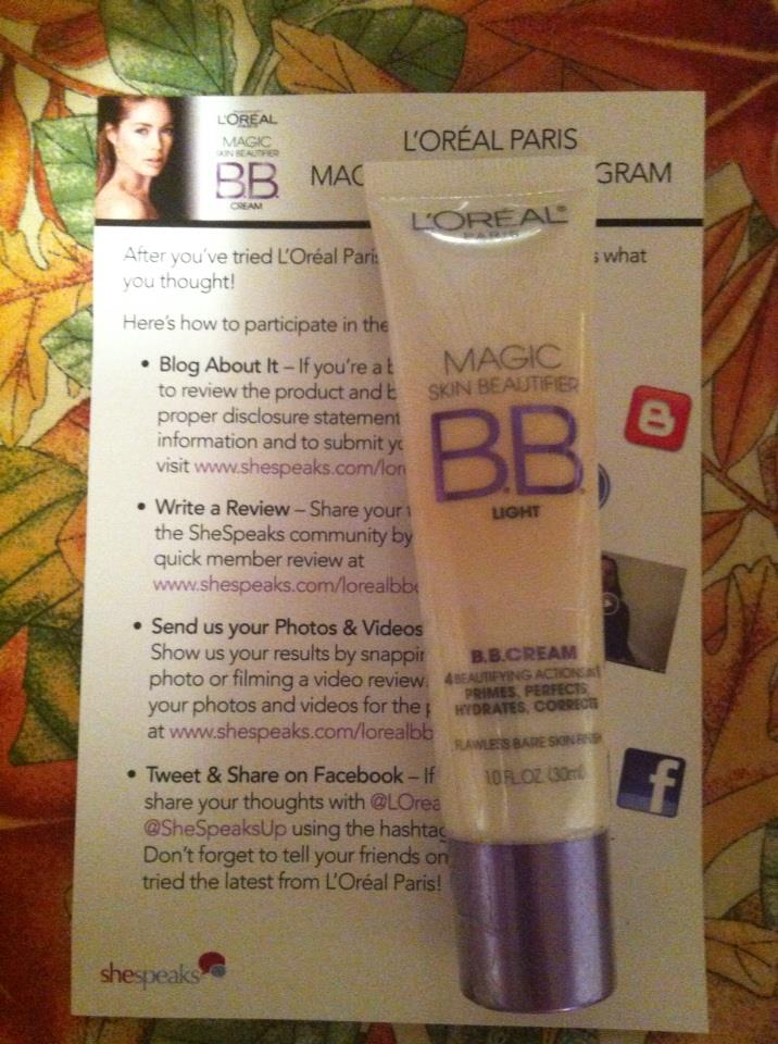 L'oreal Paris BB Cream Review