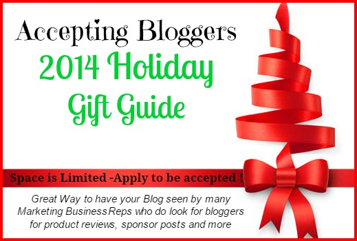 Bloggers Holiday Gift Guide -Accepting Sign Ups!