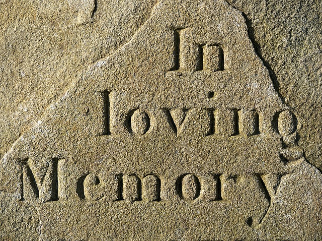 Loving Memorial Grief Memory Tribute Bereavement