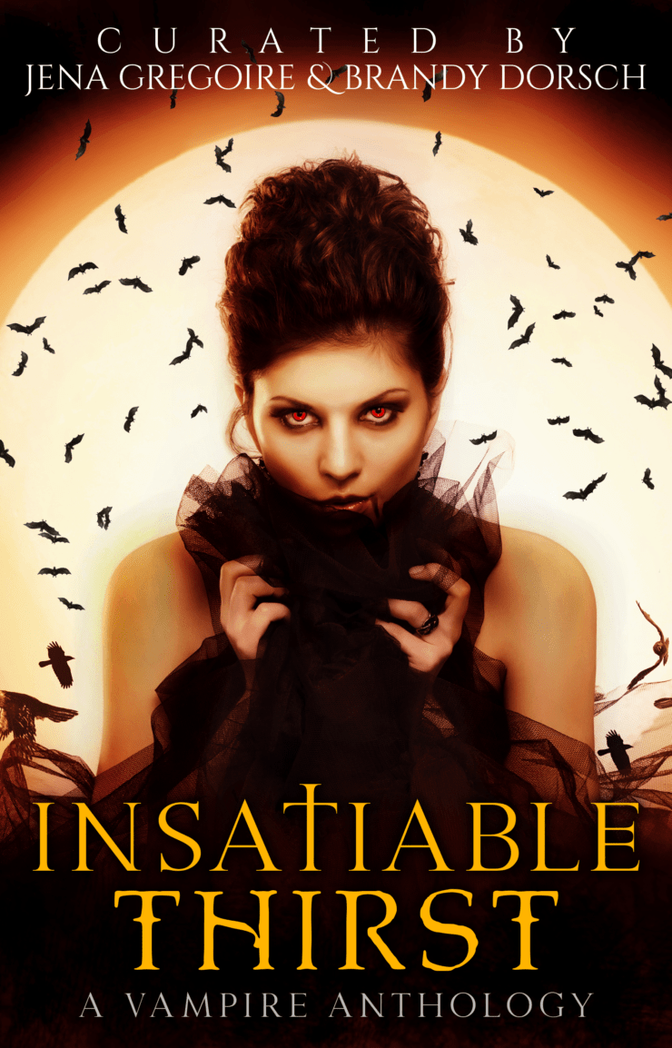 Book Feature: Newest Release in Summer of Supernaturals: Insatiable Thirst Vampire anthology! #puretextuality #insatiablethirst #summerofsupernaturals @puretextualitypr