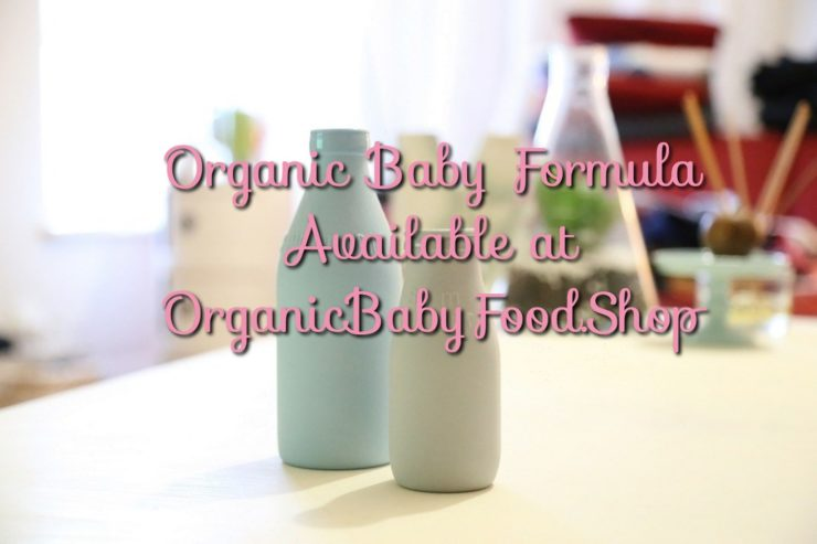 Organic Baby Formula from OrganicBabyFood.Shop #ad #sponsored