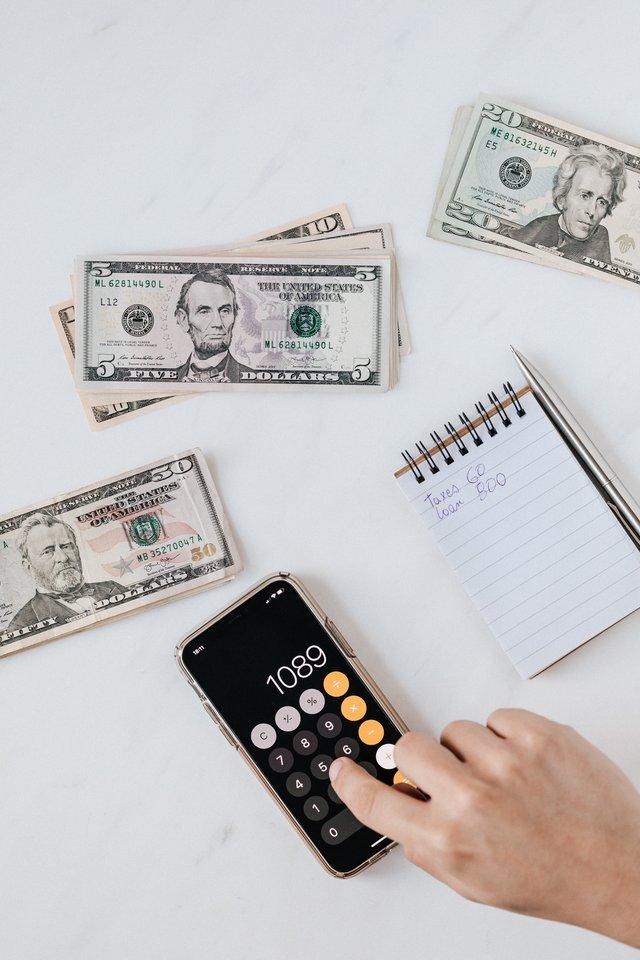 Don't go through debt alone