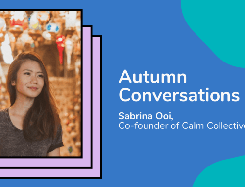 """""""Just like your physical health, mental health is a key part of your well-being"""": In conversation with mental health advocate Sabrina Ooi"""