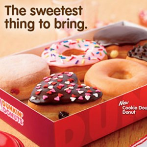 Dunkin Donuts: Email Design