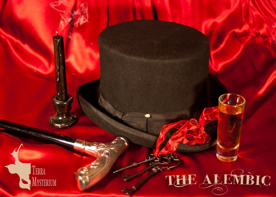 The Alembic: Social Card (Sorenson) [photography and design]
