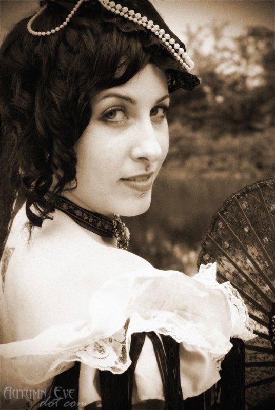 Victorian Portraits: Jolie, #026