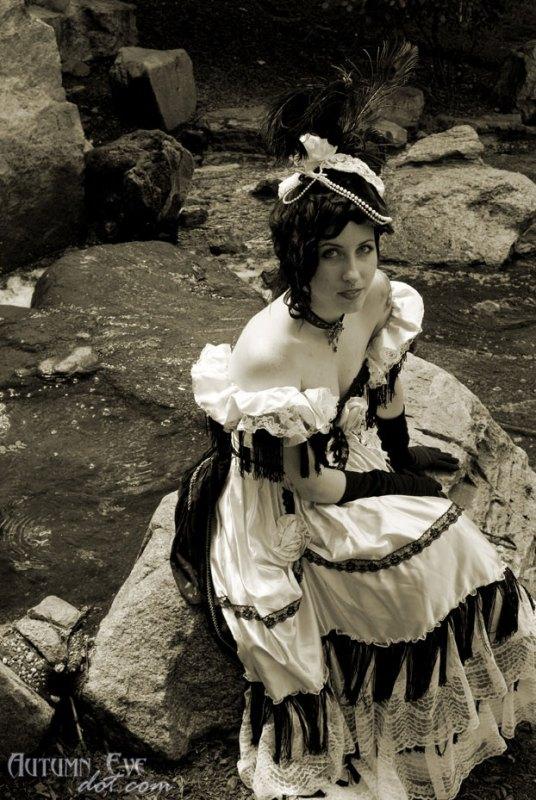 Victorian Portraits: Jolie, #267