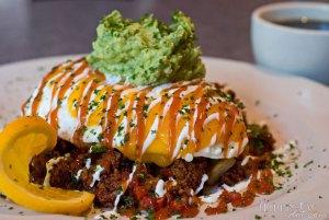 Over Easy Café: Sassy Eggs
