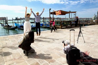 Wedding photography. Jump!