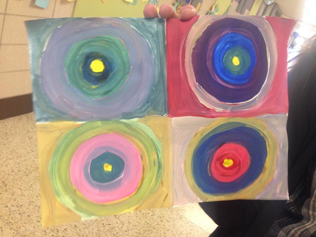 Book The Dot Dot Paintings Artist