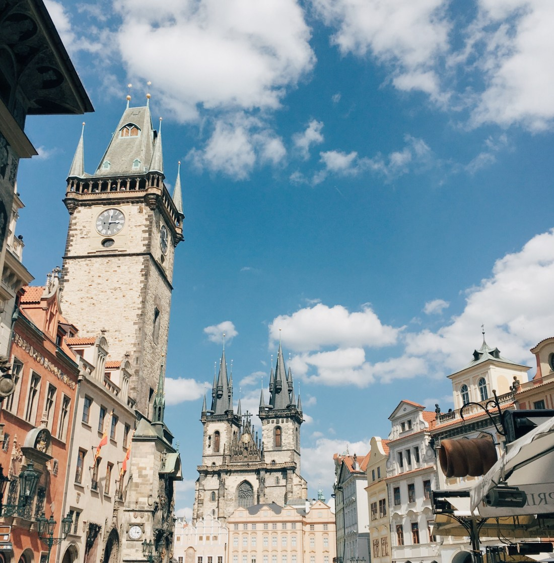 Things to do in Prague: Old Town Square