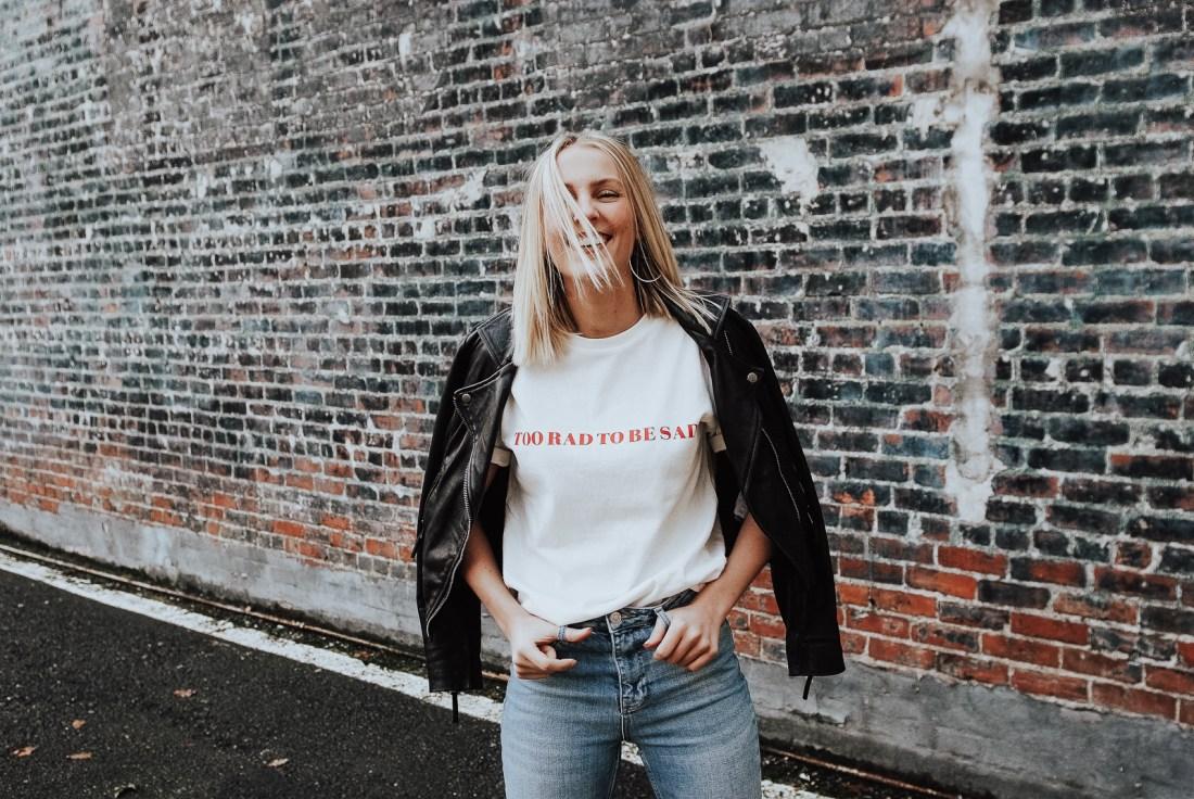 Autumn Sorelle | GRAPHIC TEE ROUND-UP