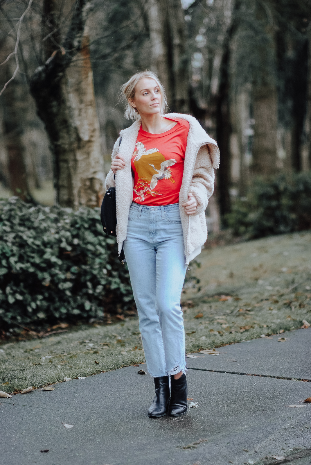 Autumn Sorelle | About Me | Urban Outfitters | Graphic Tee