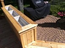 Couple Of Cedar Decks Autumnwoodconstruction'