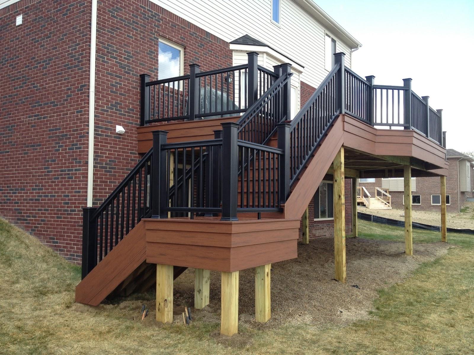Rochester Hills Composite Deck Construction  Autumnwoodconstructions Blog
