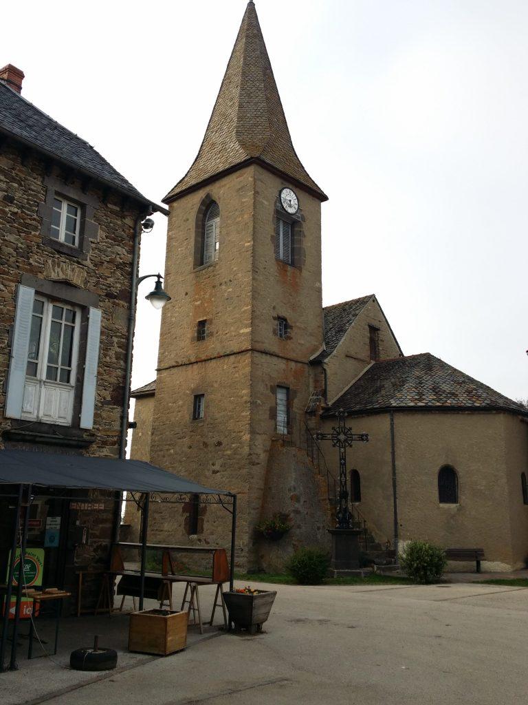 Eglise La Chapelle Laurent