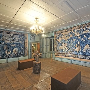 une collection unique de tapisseries d'Aubusson