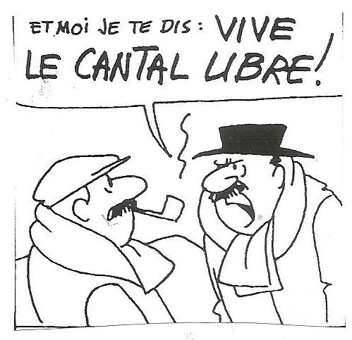 Cantal Libre