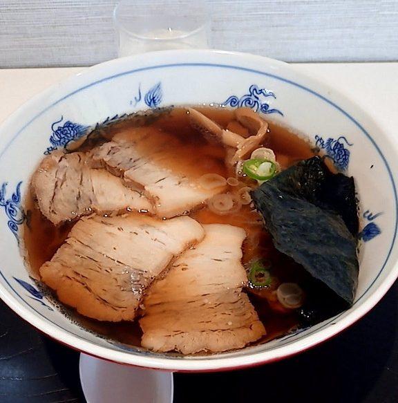 高山チャーシュー麺