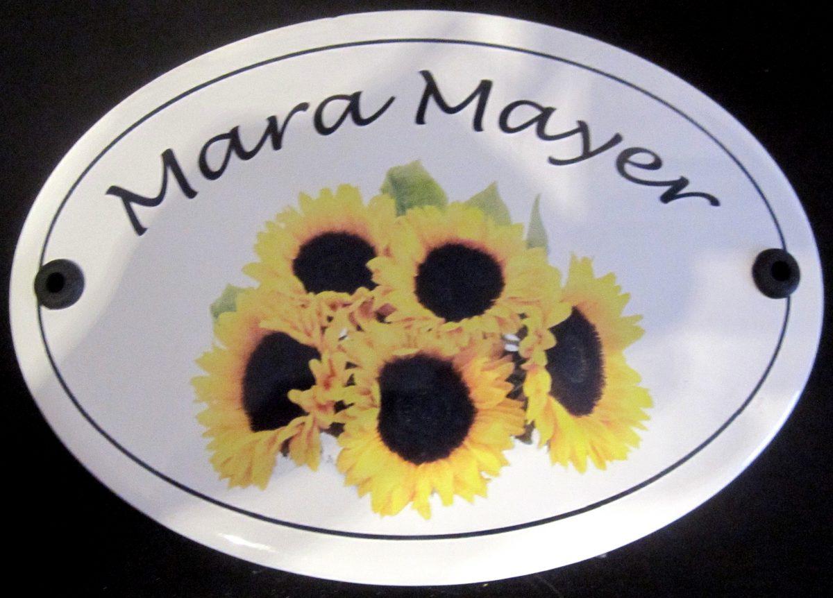 Sonnenblume Charakter
