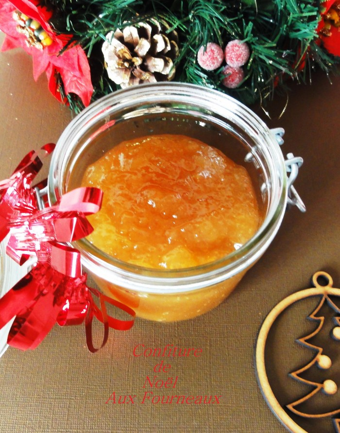 Recette Confiture De Pommes Originale : recette, confiture, pommes, originale, Confiture, Pomme, Cidre, Fourneaux