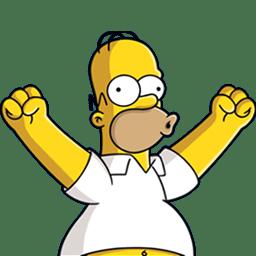 Résultats de recherche d'images pour «happy simpson»