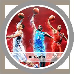 NBA 2K13 Icon | Download Circle V2 icons | IconsPedia
