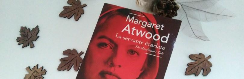 La Servante Ecarlate Margaret Atwood Aux Folies Livresques