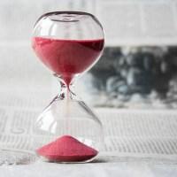 Le temps passe vite ...