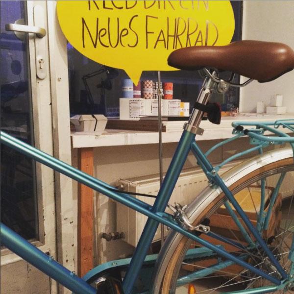 Fahrradfolie von Mooxibike in Chamaeleon