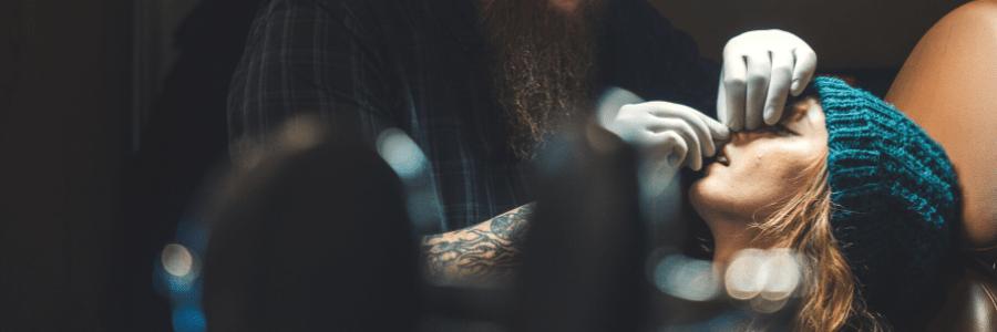 séance type de piercing