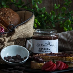tartinade-chocolat-fraise