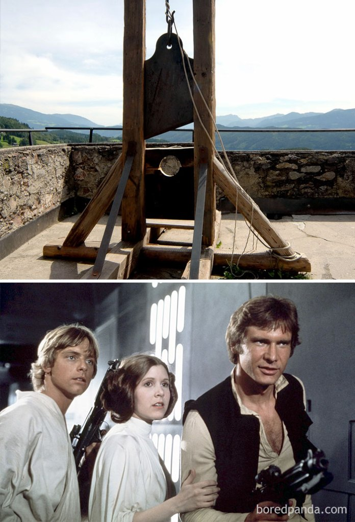 Star Wars Came Out The Same Year As The Last Guillotine Execution In France (1977)
