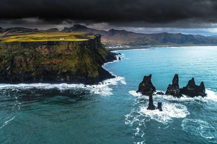 Reynisdrangar Iceland