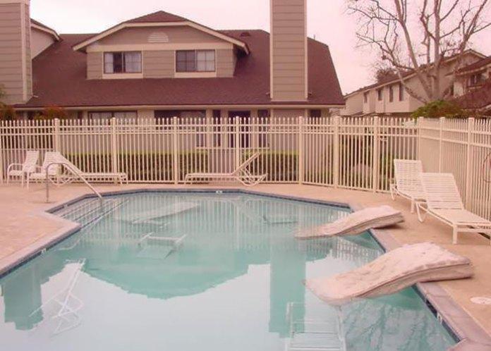 mattress in the pool