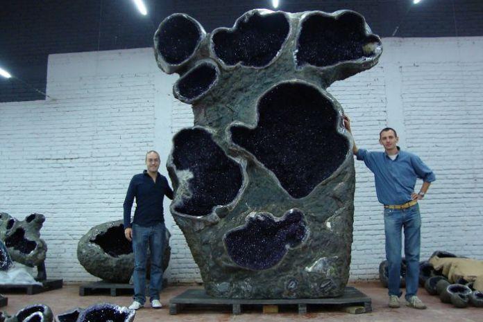 Giant Amethyst Geode
