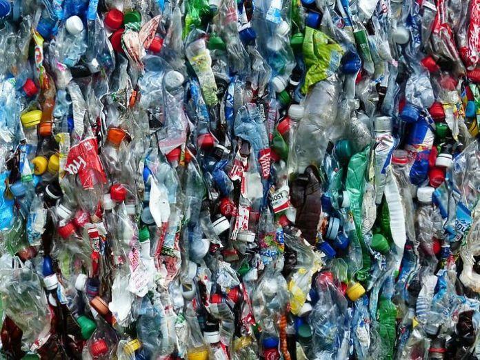 Heaps of plastic